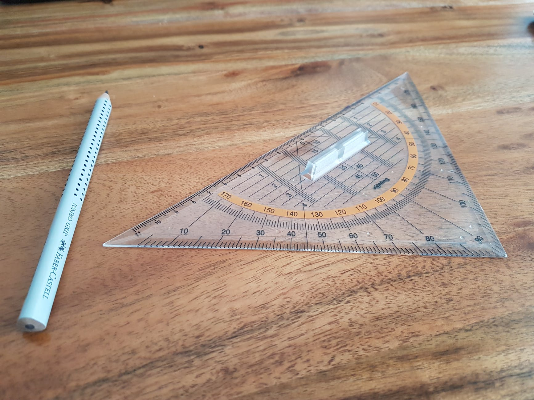 compass desk geometry instrument